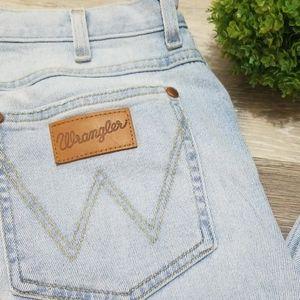 Wrangler jeans Heritage Fit - light wash